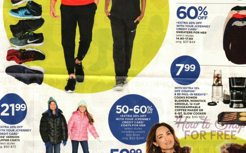 JCP Black Friday Ad Scan