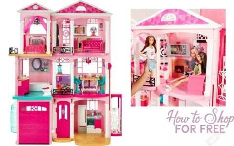 Barbie Dreamhouse How To Shop For Free With Kathy Spencer