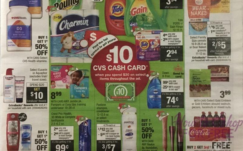 CVS Ad Scan 11/26 – 12/2