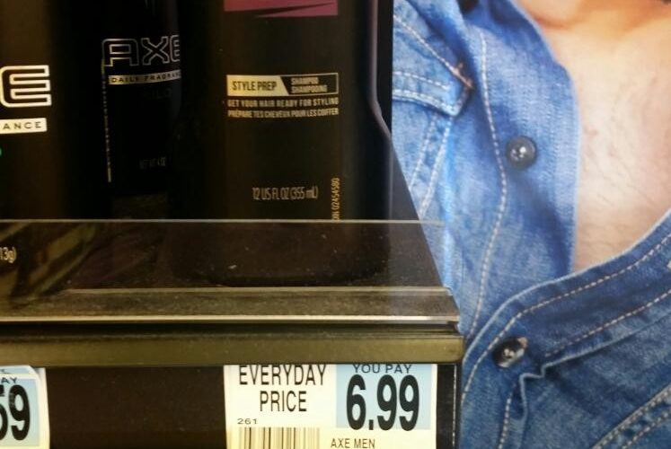 Axe Shampoo ONLY $1.99 at Rite Aid ~ While Supplies Last!