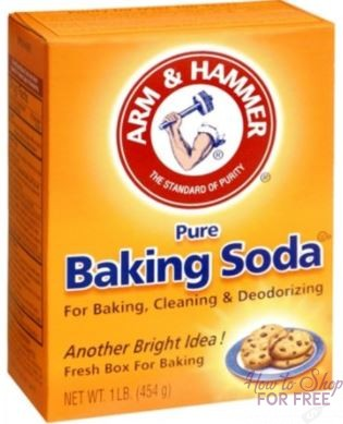 Arm & Hammer Baking Soda ONLY 69¢ at Shaw's 11/10 ~ 11/16!