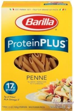 Barilla Protein Plus Pasta ONLY 89¢ at Shaw's 11/10 ~ 11/16!