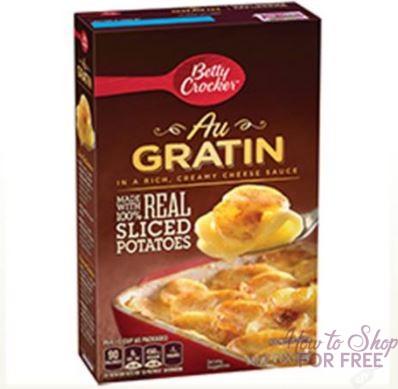 Betty Crocker Potatoes ONLY 74¢ at Market Basket 11/12 ~ 11/25!