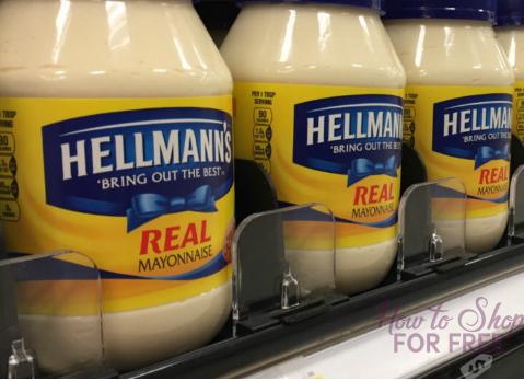 $.73 Hellmann's Mayo at Target!