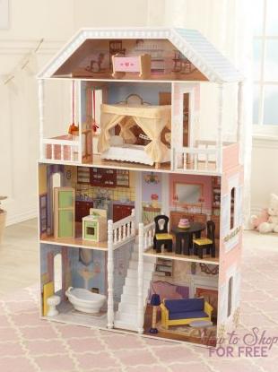KidKraft Savannah Dollhouse ONLY $47.98 (Regularly $149)