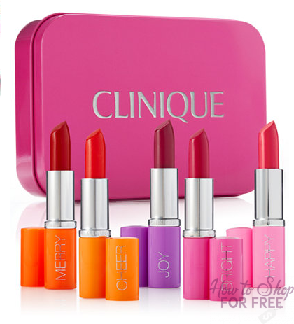 $170 Worth of Clinique Products, Only $17 Shipped at Macy's!