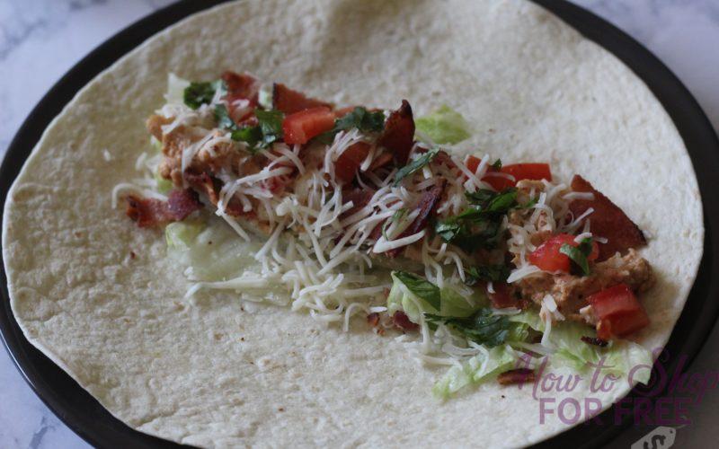 Crockpot Chicken Crack Taco Recipe
