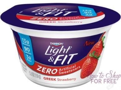 Dannon Greek Yogurt ONLY 67¢ at Shaw's 11/10 ~ 11/16!