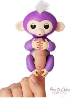 Fingerlings In Stock Right Now ~ Shipped and Sold By Amazon ONLY $14.99