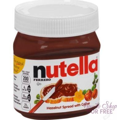 Nutella ONLY $1.00 at Market Basket 11/12 ~ 11/25!