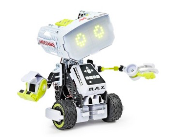 Zoomer Pets & Meccano Toys as low as $10.49 at Target – TODAY ONLY  (11/14)
