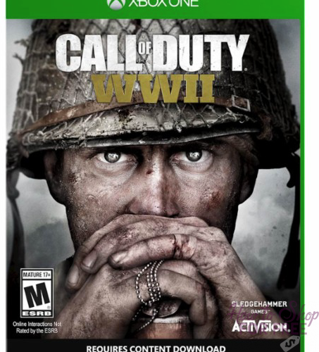 Call of Duty WWII $39.99