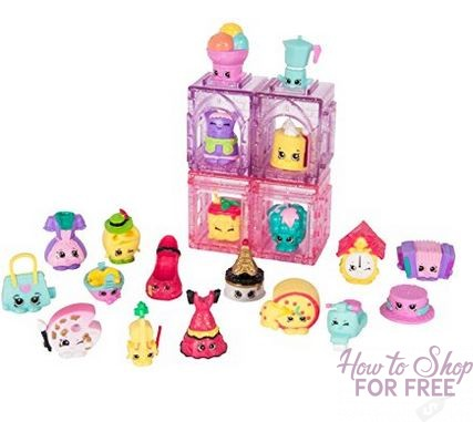 Shopkins World Vacation (Europe) -Mega Pack – 70% off ~ ONLY $3.39