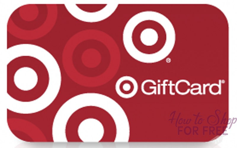 WOWZA – Target's Discounting Gift Cards!