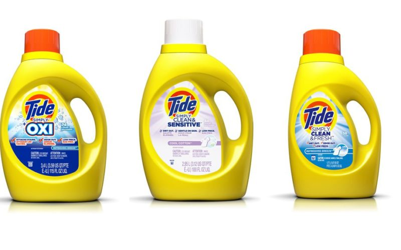 Tide Simply Only $1.95 at Dollar General