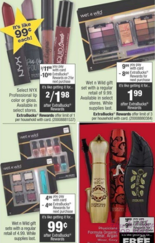 $1.96 for $36 worth of makeup stocking stuffers! SAY WHAT?
