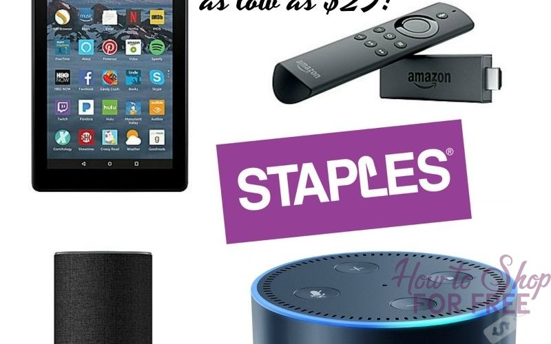Amazon Gadgets as low as $25!!!!