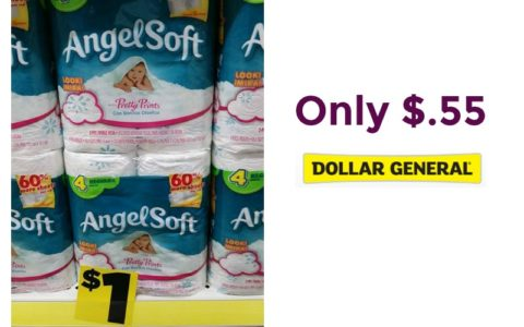 Angel Soft 4 Pack Only 55 How To Shop For Free With Kathy Spencer