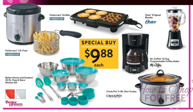 TOP Brand Kitchen Gadgets~ $9.88 for Black Friday!!