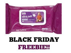 FREE Baby Wipes at CVS! ~ Black Friday FREEBIE!
