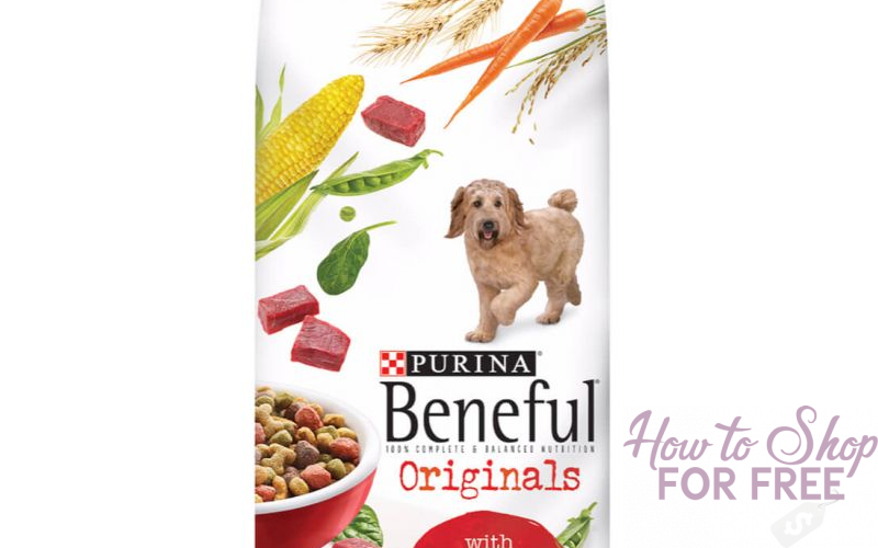 Wow! Beneful Dog Food 3.5 Lb Bags Only $.48 Each!!