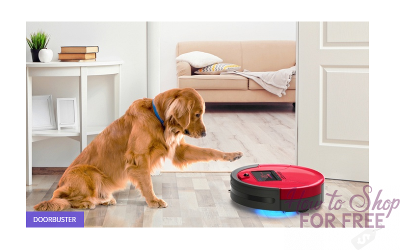 bObsweep Robotic Vacuum 63% OFF!!! **HOT**
