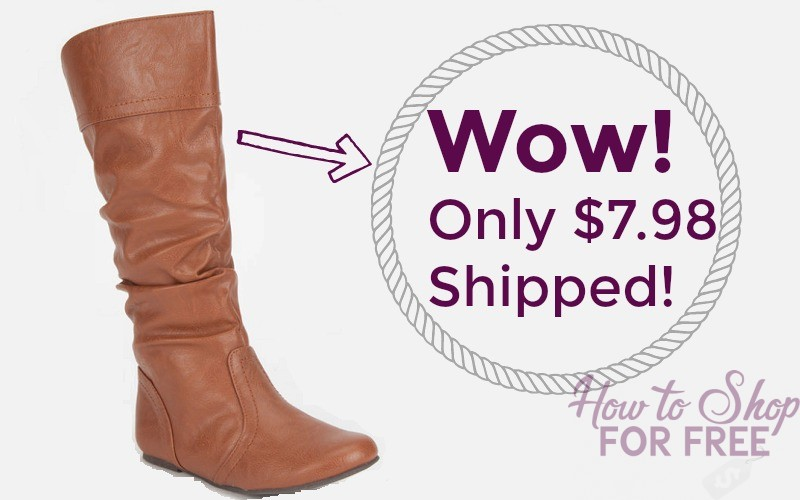Tilly's Basal Girls Boots Only $7.98 Shipped!
