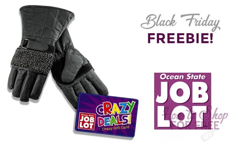 FREE Leather Gloves~ 11/23-24 ONLY