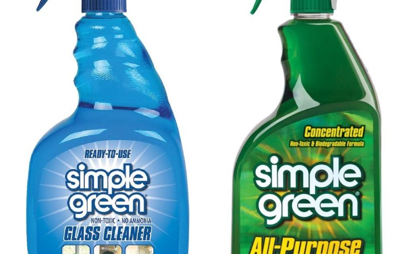 $1.25 Simple Green Cleaners at Job Lot!