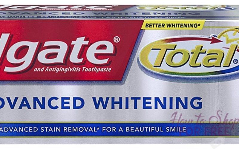 Make $1 Buying Colgate Toothpaste This Week!