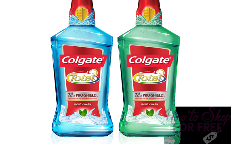 Colgate Mouthwash Only $.49 at Walgreen's