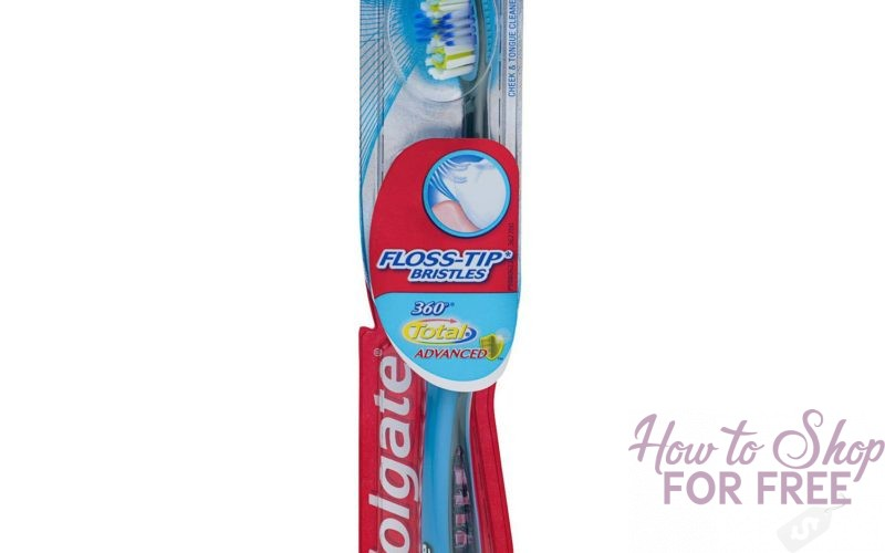 Colgate Toothbrushes Only $.74 at Walgreen's