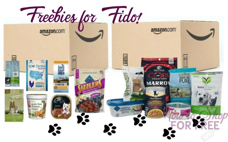 FREE Samples for Fido~ Perfect Pooch Presents!
