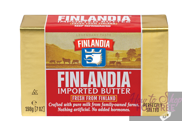 $0.99 Finlandia Butter!!