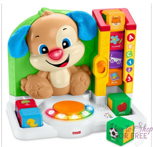 Target Black Friday Price! Fisher-Price Smart Puppy Only $24.99 Shipped!