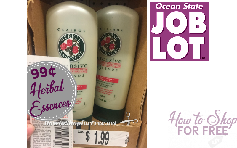 Got a Dollar…?? Grab Herbal Essences Haircare!!