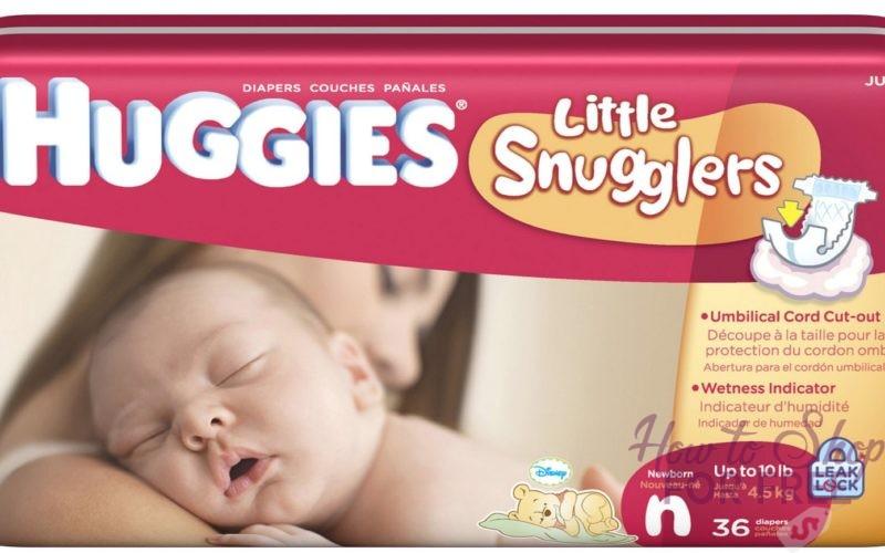 Wow! Huggies Jumbo Packs Only $3.67!