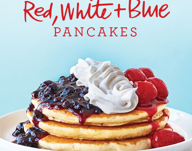 FREE Pancakes for Vets 11/10!!
