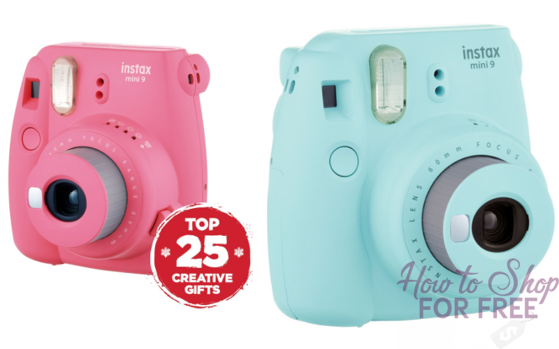 Instax Mini 9 Camera ONLY $60!