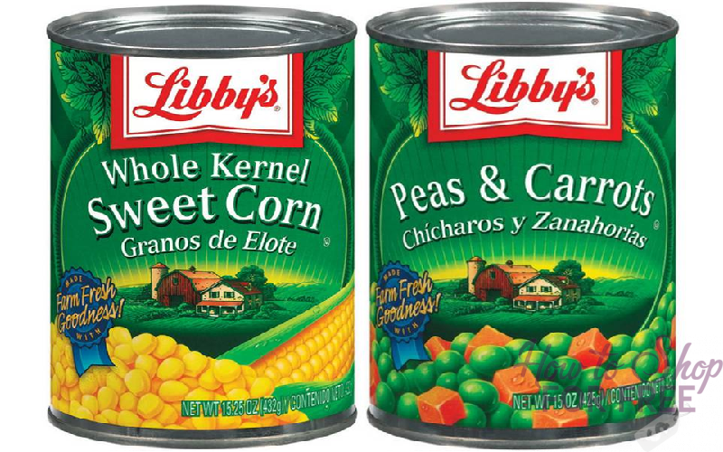 Libby's Canned Vegetables Only $.40 at Dollar General