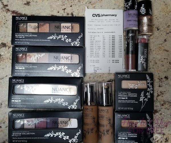 RUNNN!!!! ALL Nuance Cosmetics only $.99 at CVS! ~ Continues thru 11/25/17!!!