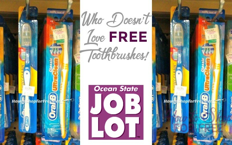 Only a Few More Days for FREE Toothbrushes!!!!