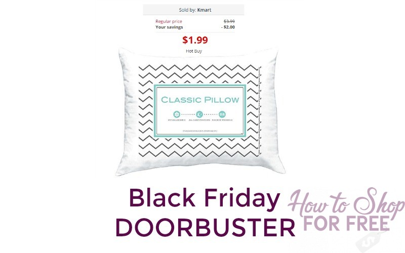 Pillows For Only $1.99!!