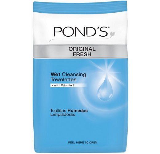 $0.53 Pond's Facial Wipes at Walgreens!