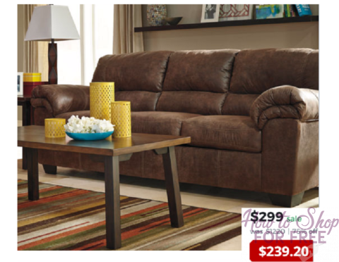 Looking For A Great Deal On New Sofa Jcpenney Has This Signature Design By Ashley Benton 299 75 Off Plus Use Promo Code Home
