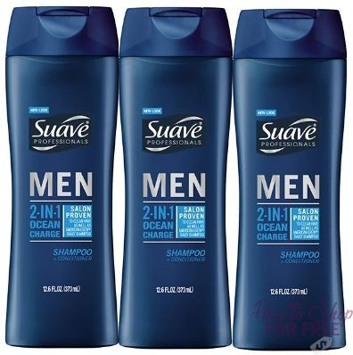 Suave Hair Care only $.25 at CVS!