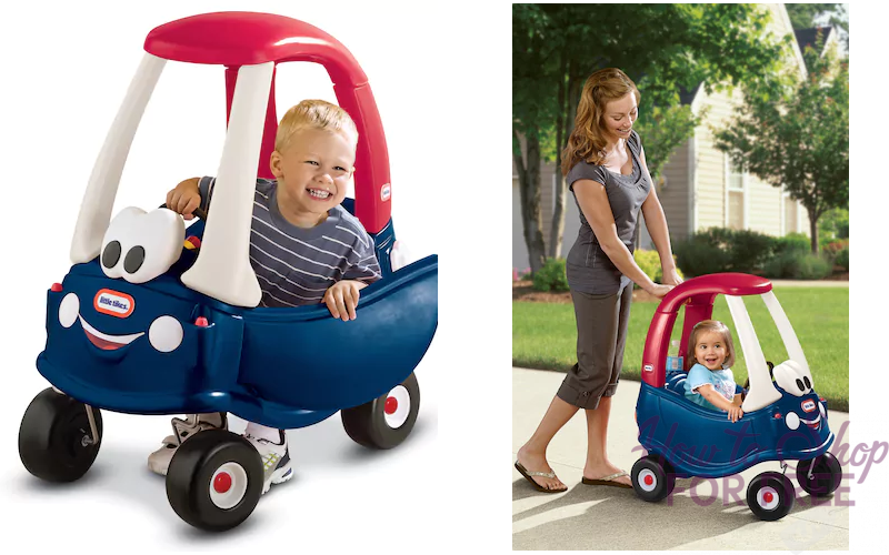 $36 Little Tikes Cozy Coupe!!!!! (was/$80)