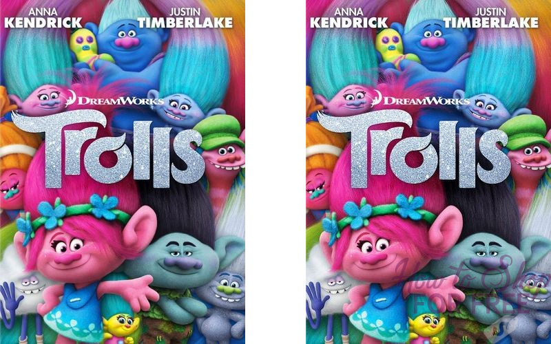 """Trolls"" on DVD for $3.99!!!! **HOT**"