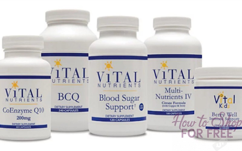 FREE $30 if you purchased Vital Nutrients!! **LAST DAY**