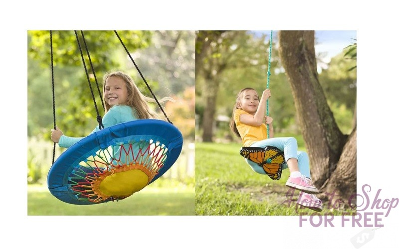 O-M-G.. Swing Sets & Accessories as low as $2.53!!!